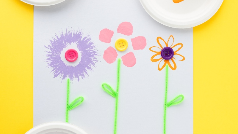 Best ideas for Kids Crafts Mother's Day