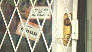 closed,