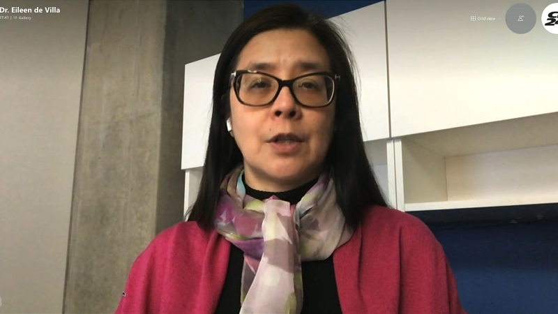 Eileen de Villa