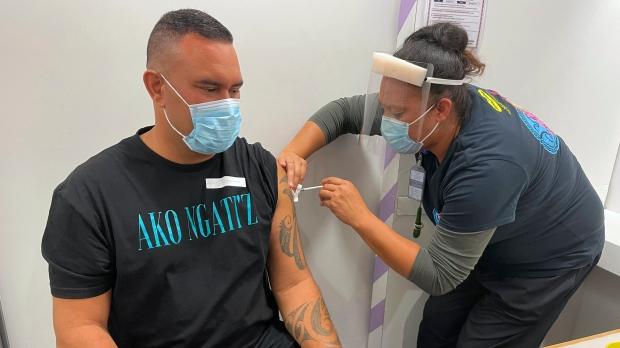 New Zealand, vaccine,