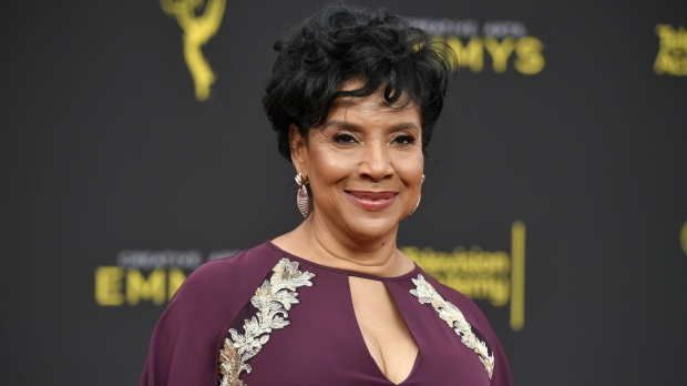 Phylicia Rashad arrives at the Creative Arts Emmy Awards in Los Angeles on Sept. 15, 2019. (Photo by Richard Shotwell/Invision/AP, File)