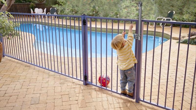 Child Climbing Fence- Parachute Canada Segment