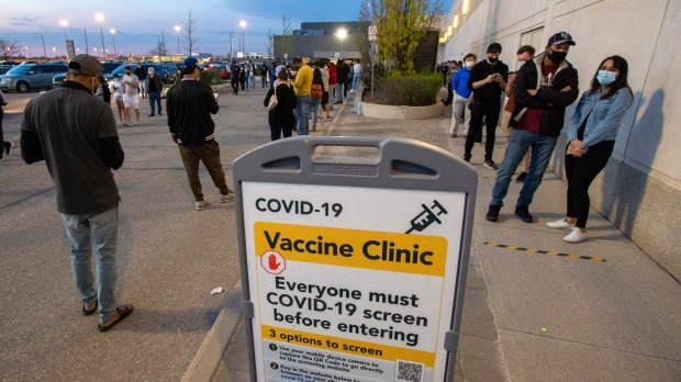More Ontario residents now eligible for earlier second COVID-19 vaccine dose