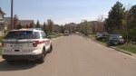 Police are investigating a serious collision in Vaughan that sent three people to hospital.