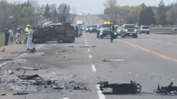 Caledon crash