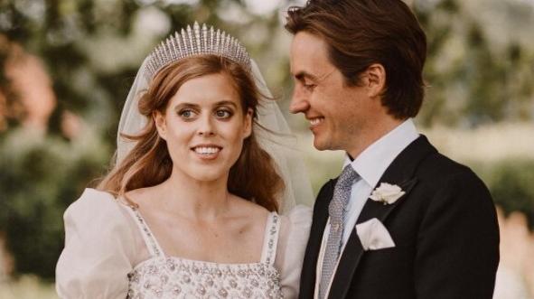 princess beatrice wedding