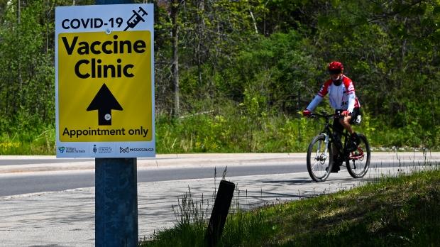Mississauga cycling