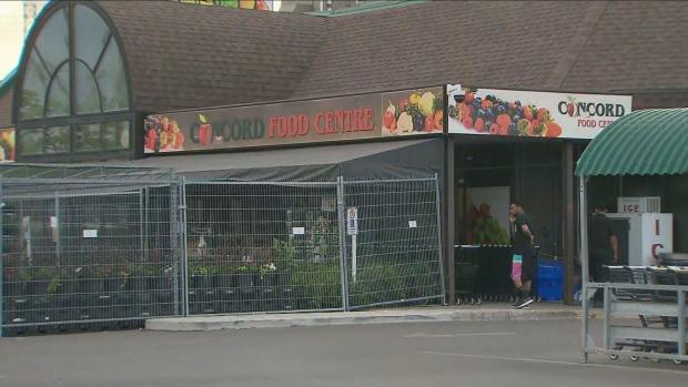 Concord Food Centre