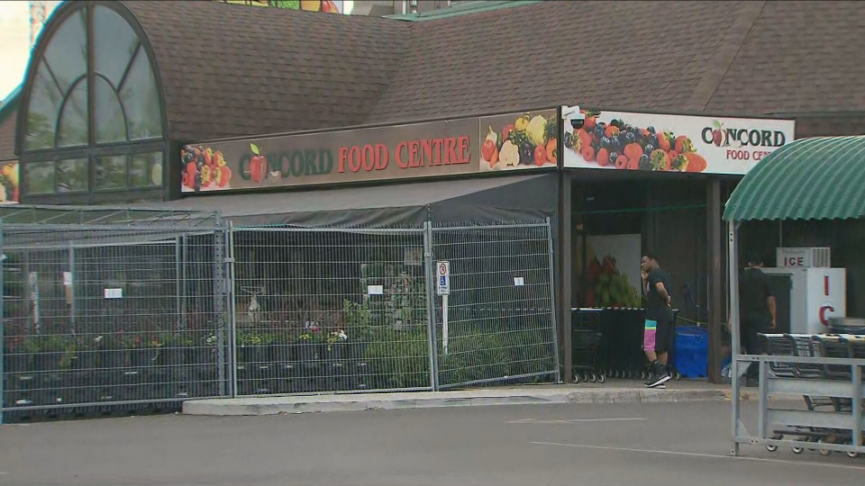 Concord Food Centre on Centre Street in Vaughan is pictured Wednesday May 26, 2021.