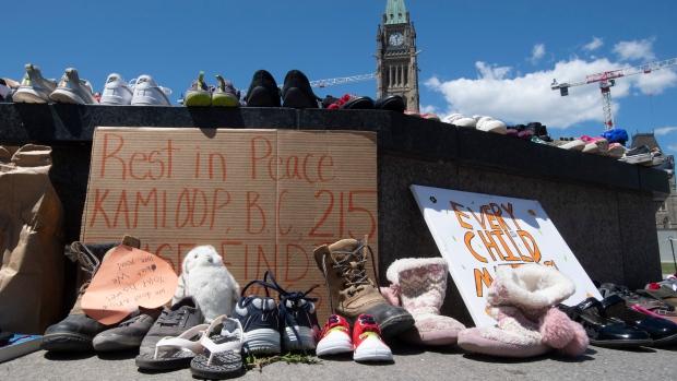 Ottawa, Indigenous, children, remains, Kamloops,