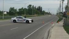 Hyde Park Road Crash