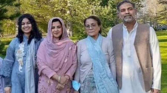 Members of a London family that were struck and killed in a hate-motivated attack over the weekend are shown in this photo obtained by CTV News.