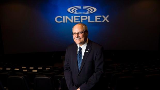 Cineplex CEO