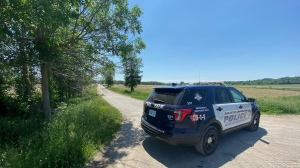 Skydiving fatality Innisfil
