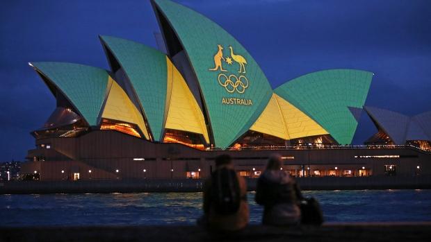 Australia olympics