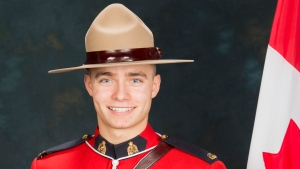 Const. Shelby Patton is seen in this undated photo. Patton was killed during a traffic stop in Saskatchewan. (Handout/RCMP)