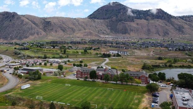 Residential School buildings