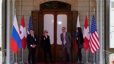 Russia-U.S. summit Geneva