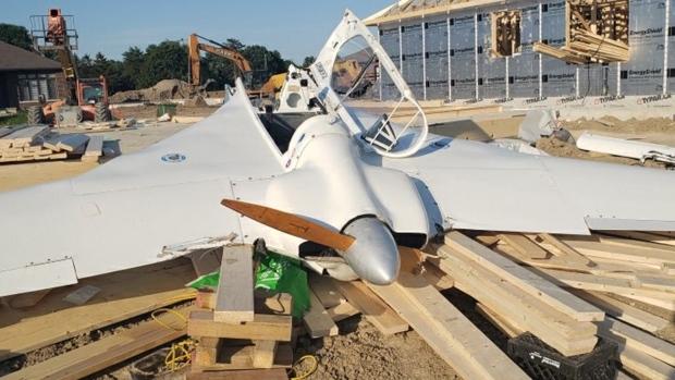 Dutton plane crash