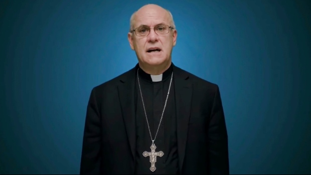 Bishop Kevin Rhoades