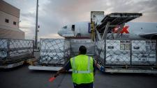 Vaccine shipment
