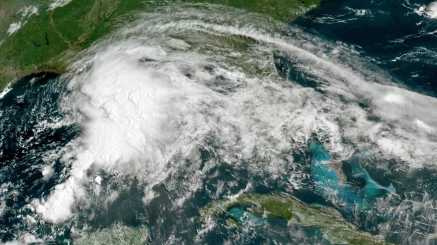 Gulf Coast storm