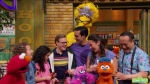 """""""Sesame Street"""" introduced two gay dads on its Family Day episode. (From Sesame Street via CNN)"""