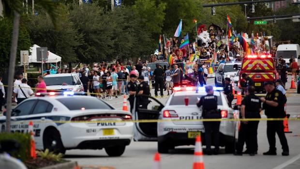 Florida pride attack