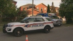 York Regional Police are investigating after the bodies of two people were found inside a home in Richmond Hill.