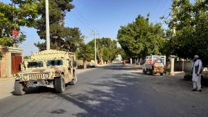 Afghan Army Kunduz