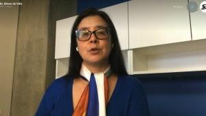 Dr. Eileen de Villa is seen in this undated photo.