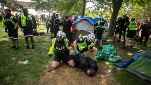 Toronto encampment