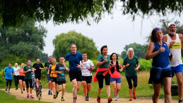 London park run