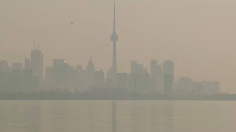 hazy, Toronto