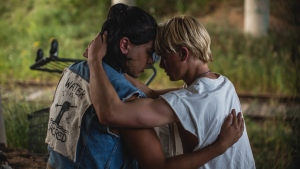 """A scene from 'Wildhood' is shown in this undated handout photo. An Indigenous Two-Spirit odyssey and an adaptation of Catherine Hernandez's award-winning novel """"Scarborough"""" are among the Canadian additions to September's Toronto International Film Festival. THE CANADIAN PRESS/HO - Riley Smith Photo"""