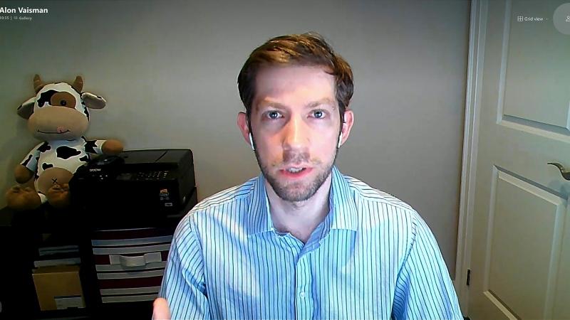 Dr. Alon Vaisman