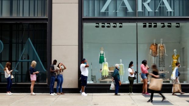 Retail economy shopping