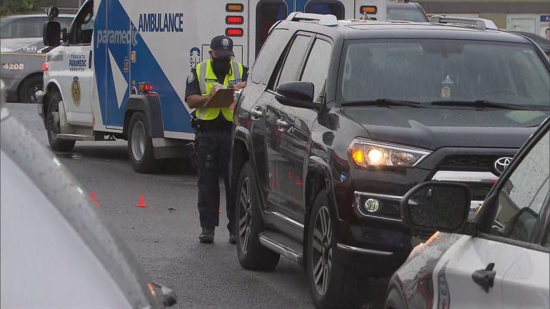 Scarborough collision