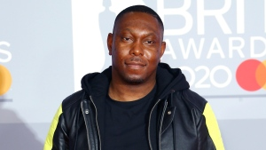 In this Tuesday, Feb. 18, 2020 file photo, Dizzee Rascal poses for photographers upon arrival at the Brit Awards 2020 in London. (Photo by Joel C Ryan/Invision/AP, File)