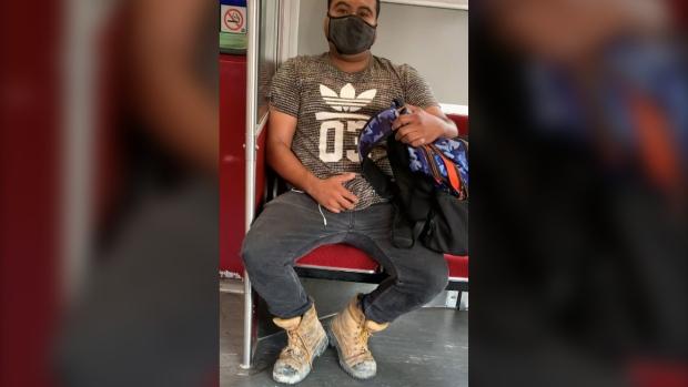 suspect, subway