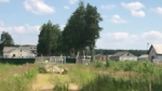 A suspected detention camp for dissidents in Belarus is shown in a video image obtained by CNN.