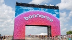 The new Bonnaroo arch appears at the Bonnaroo Music and Arts Festival on June 16, 2019, in Manchester, Tenn. (Photo by Amy Harris/Invision/AP, File)