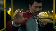 """This image released by Marvel Studios shows Simu Liu in a scene from """"Shang-Chi and the Legend of the Ten Rings."""" (Marvel Studios via AP)"""