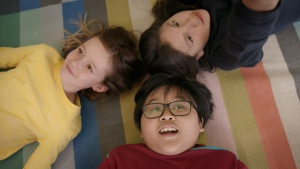 Scarborough tells the story of three kids living in a low-income neighbourhood in Scarborough over the course of a school year. (Courtesy of TIFF)