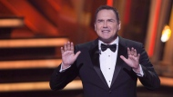 """Norm Macdonald begins as host of the Canadian Screen Awards in Toronto on Sunday, March 13, 2016. Macdonald remembers the late Burt Reynolds as a great storyteller and """"hilarious"""" entertainer. THE CANADIAN PRESS/Peter Power"""
