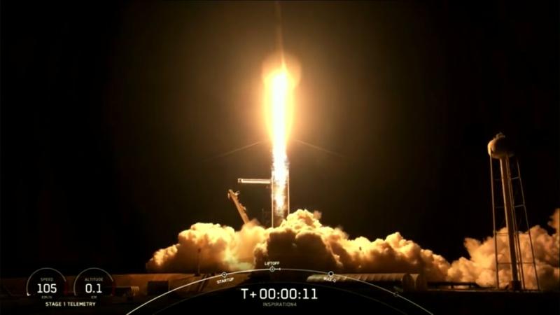 SpaceX flight