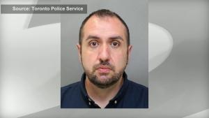 Sex assault suspect