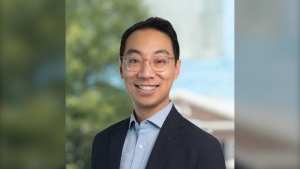 Kevin Vuong, candidate for Spadina-Fort York, is seen in this undated photograph posted on social media. (Facebook/@Kevin Vuong)