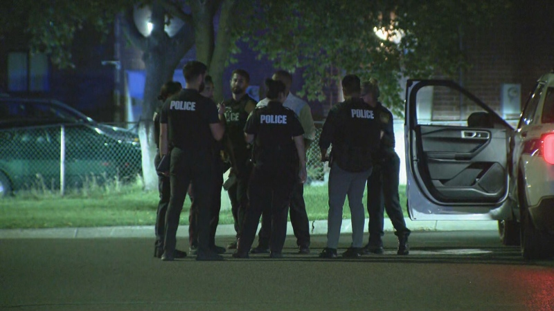 Police are investigating a shooting in Mississauga that left three people seriously injured.