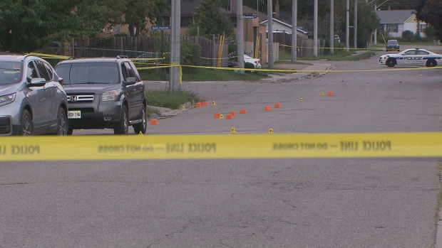 Peel police are investigating a shooting in Mississauga that left one person dead.